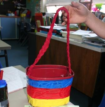 Bag made from recycled materials 2014 - Bag theme
