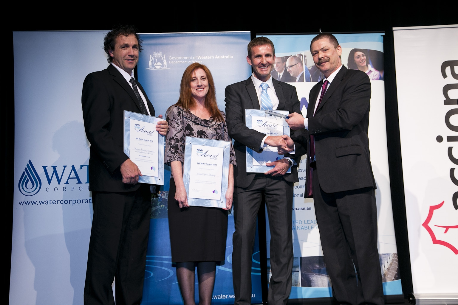 WA Australian Water Awards