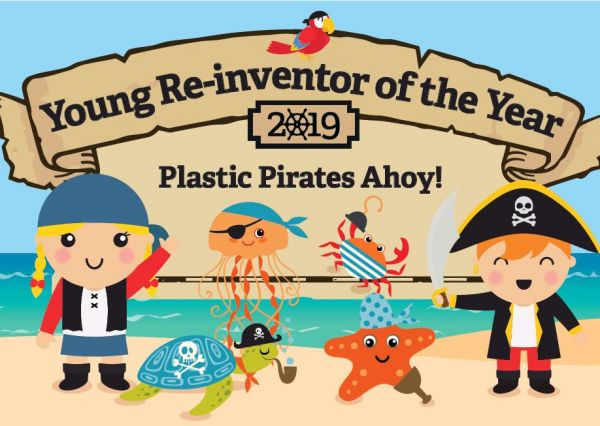 Young re-inventor of the Year | Switch Your Thinking